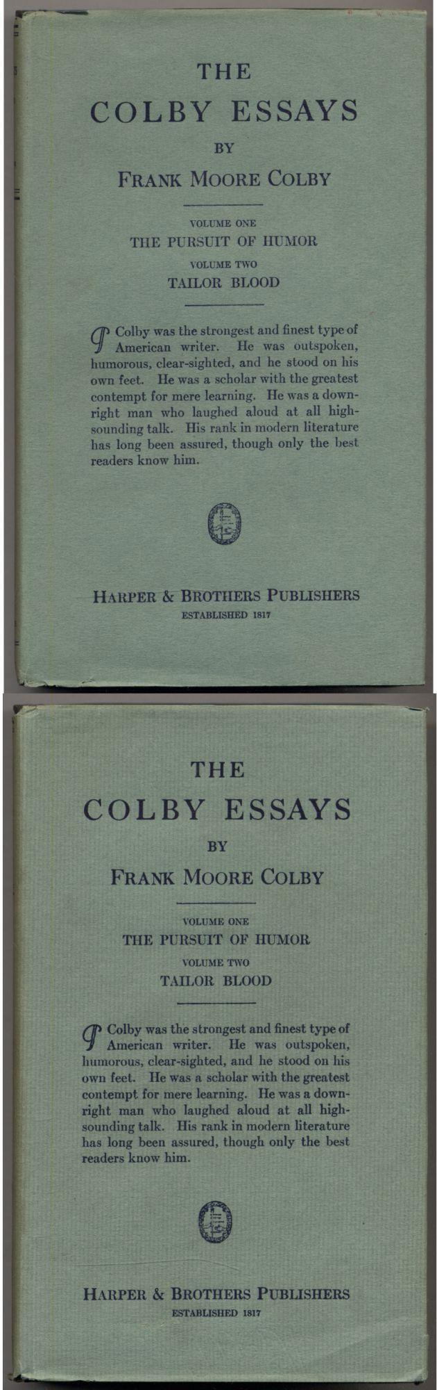 best humorous essays