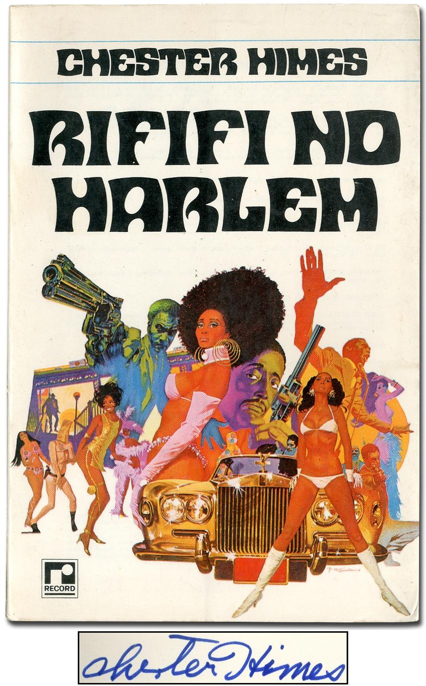 Rififi No Harlem [Cotton Comes to Harlem] HIMES, Chester