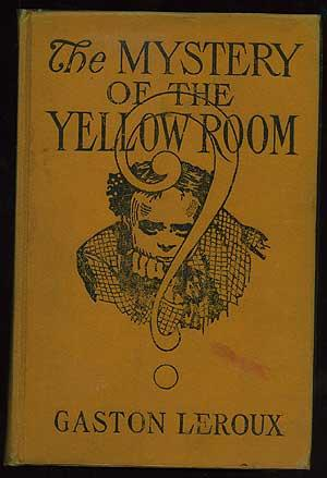 The Mystery Of Yellow Room LEROUX Gaston