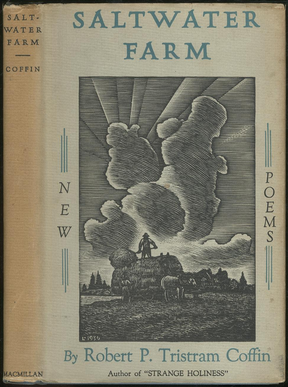 Saltwater Farm COFFIN, Robert P. Tristram