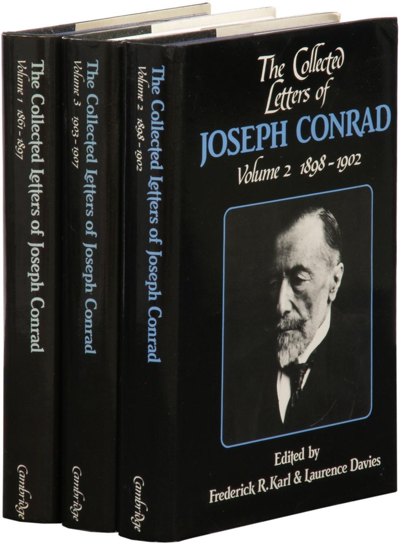 The Collected Letters of Joseph Conrad CONRAD, Joseph Fine