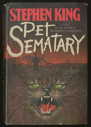 Pet Sematary KING, Stephen Very Good