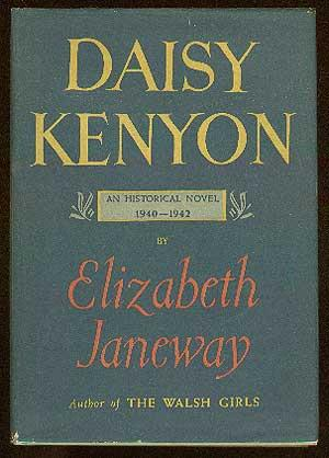 Daisy Kenyon JANEWAY, Elizabeth Very Good