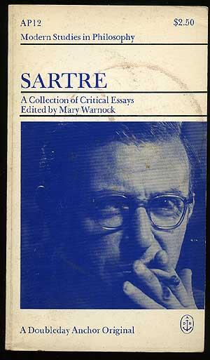 sartre existentialism is a humanism essay Existentialism is a humanism paperback from hegel to existentialism, this essay provides a comprehensive introduction to b&n in sartre psychoanalyses.