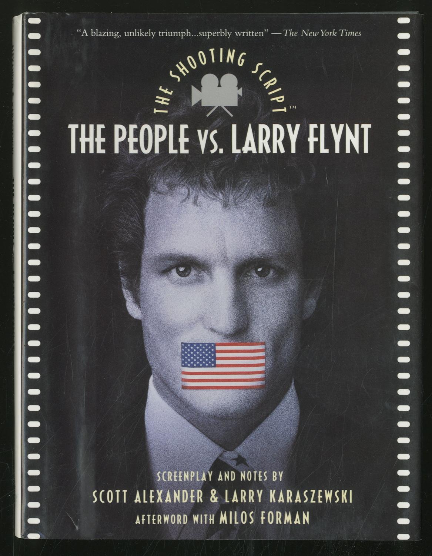 The People vs. Larry Flynt ALEXANDER, Scott and Larry Karaszewski Very Good