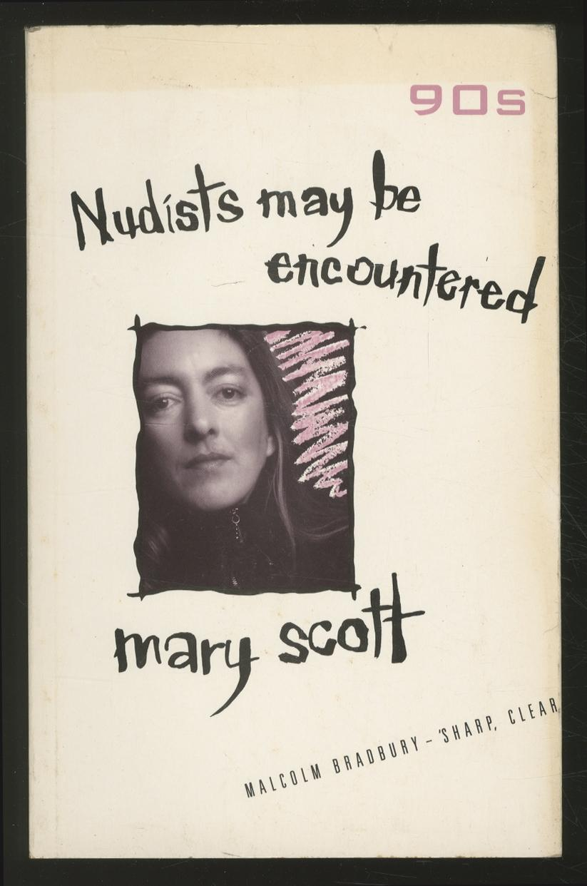 Nudists May Be Encountered 90s SCOTT, Mary
