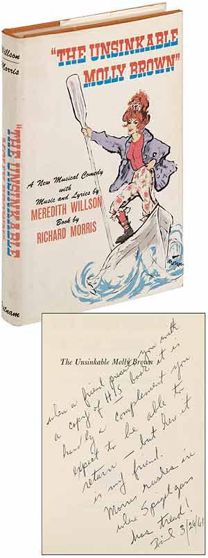 The Unsinkable Molly Brown MORRIS, Richard and Meredith Willson Fine