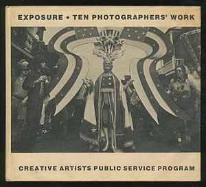 Exposure Work by Ten Photographers: BARBOZA, Anthony, Naomi Bushman, James Carroll, Lou Draper, ...