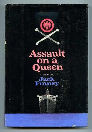 Assault On a Queen FINNEY, Jack Fine