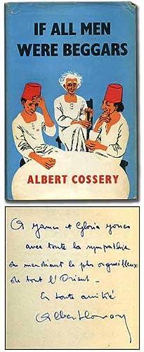 If All Men Were Beggars: COSSERY, Albert