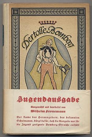 Der Tolle Bomberg: Ein westfalischer Schelmenroman: WINDLER, Josef