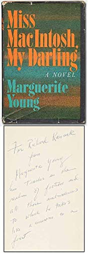 Miss MacIntosh, My Darling: YOUNG, Marguerite