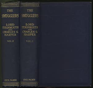 The Smugglers: Picturesque Chapters in the History of Contraband: [In Two Volumes]: TEIGNMOUTH, ...