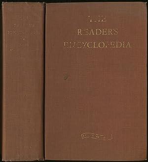 The Reader's Encyclopedia: An Encyclopedia of World: BENET, William Rose,