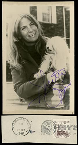Signed Photograph of Skeeter Davis