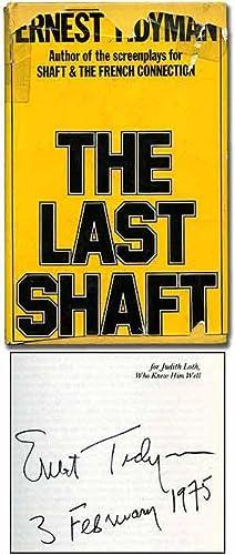 The Last Shaft: TIDYMAN, Ernest