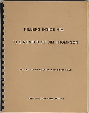 Killers Inside Him: The Novels of Jim: THOMPSON, Jim). COLLINS,