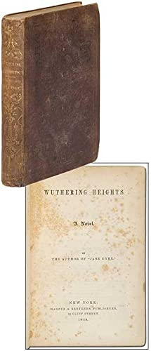 Wuthering Heights: BRONTE, Emily)