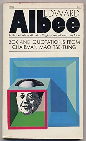 Box and Quotations from Chairman Mao Tse-Tung: ALBEE, Edward