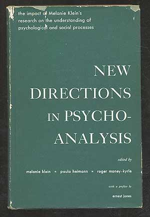 New Directions in Psycho-analysis: The Significance of: KLEIN, Melanie, Paula