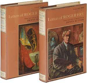 Letters of Roger Fry: FRY, Roger. Denys