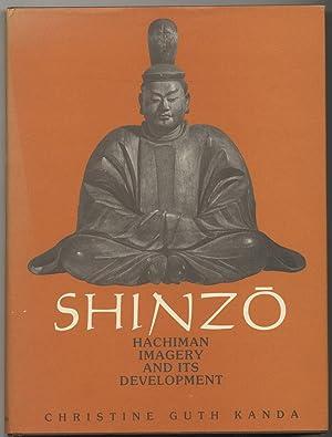 Shinzo: Hachiman Imagery and Its Development: KANDA, Christine Guth