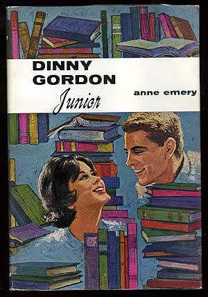 Dinny Gordon Junior [with] Original Dust Jacket Art