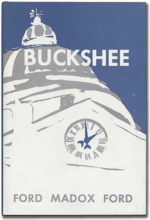 Buckshee: FORD, Ford Madox