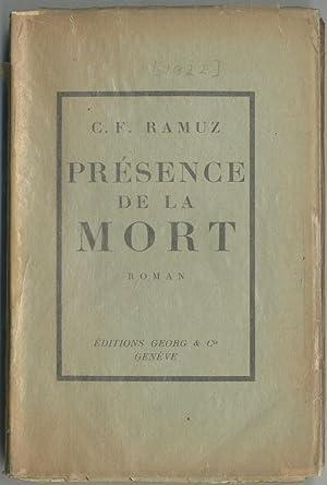 Presence de la Mort: RAMUZ, C.F.