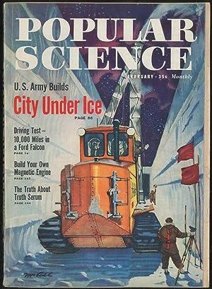 Popular Science Monthly: ALLAWAY, Howard, edited