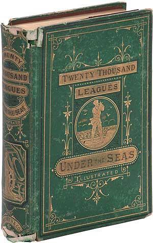 Twenty Thousand Leagues Under The Seas; or,: VERNE, Jules