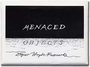 Dogear Wryde Postcards: Menaced Objects: GOREY, Edward as