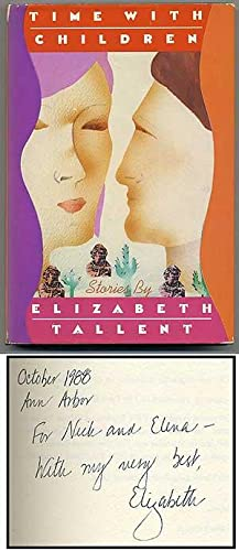 Time With Children: TALLENT, Elizabeth