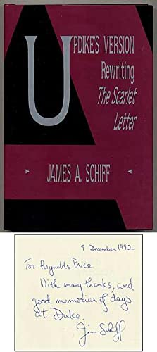 Updike's Version: Rewriting the Scarlet Letter