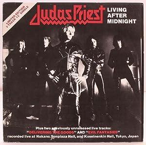 Vinyl Record]: Living After Midnight: Judas Priest