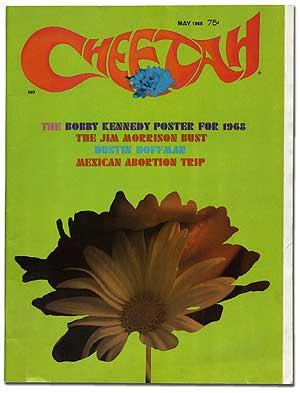 Cheetah: May, 1968, Volume 1, Number 8