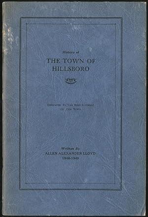 History of the Town of Hillsboro: LLOYD, Allen Alexander