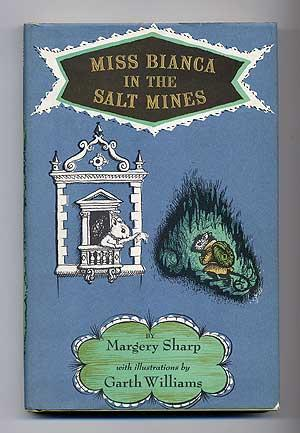 Miss Bianca in the Salt Mines: SHARP, Margery