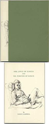 Mrs. Joyce of Zurich and Mr. Forster: CAMPBELL, Sandy (foreword