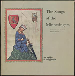 The Songs of the Minnesingers: SEAGRAVE, Barbara Garvey