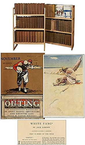 Outing: The Gentlemen's Magazine of Sport, Travel: CAMP, Walter, Horace