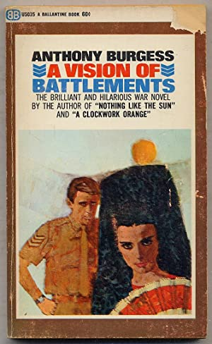 Image result for burgess a vision of battlements papernback