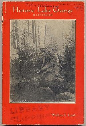 Lake George: Facts and Anecdotes: LAMB, Wallace E.