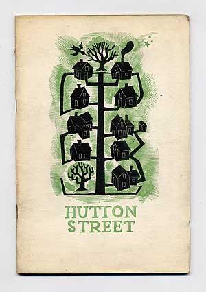 Hutton Street: LOWRY, Robert