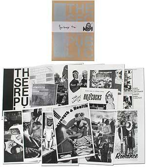 The Secret Public: Punk Montages, Photography and Collages, 1976 - 1981