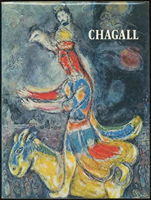 Marc Chagall: Paintings and Gouaches: CHAGALL, Marc