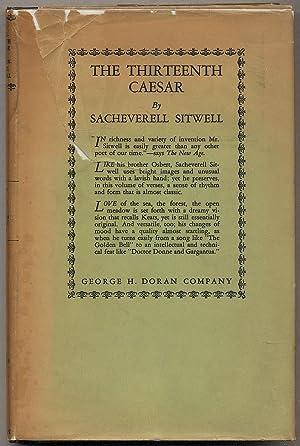 The Thirteenth Caesar: SITWELL, Sacheverell