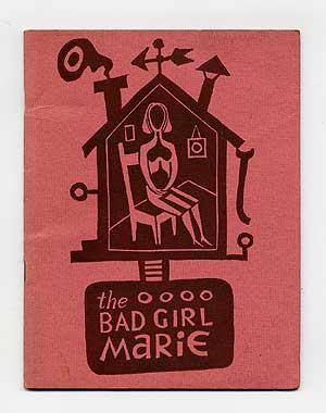 The Bad Girl Marie: LOWRY, Robert