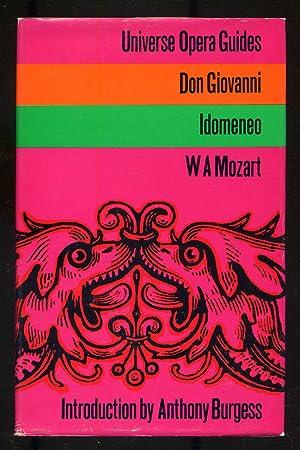 Universe Opera Guides: W. A. Mozart: Don: MOZART, Wolfgang Amadeus