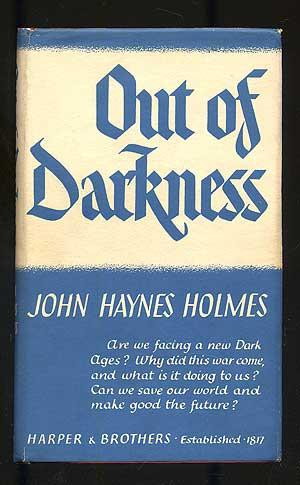Out of Darkness: HOLMES, John Haynes